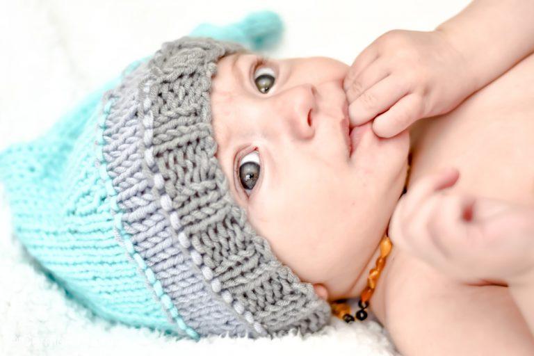 Odbijanie u noworodka i niemowlęcia po karmieniu