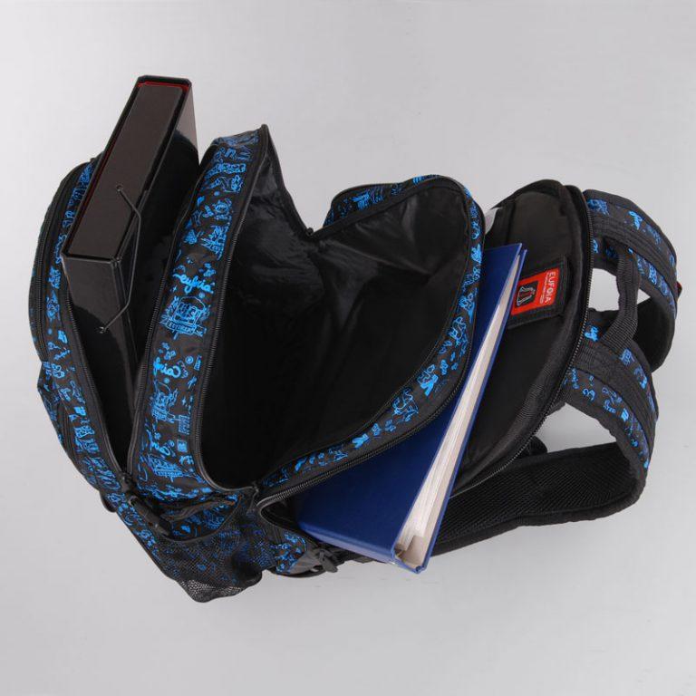 6 najważniejszych cech plecaków szkolnych
