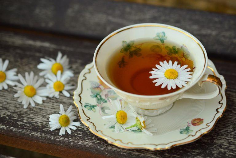 Leczenie herbatą