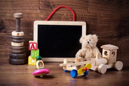 Zabawki a płeć i wiek dziecka