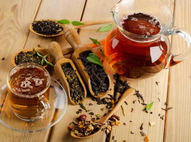 Pyszne herbaty – w sam raz na lato!