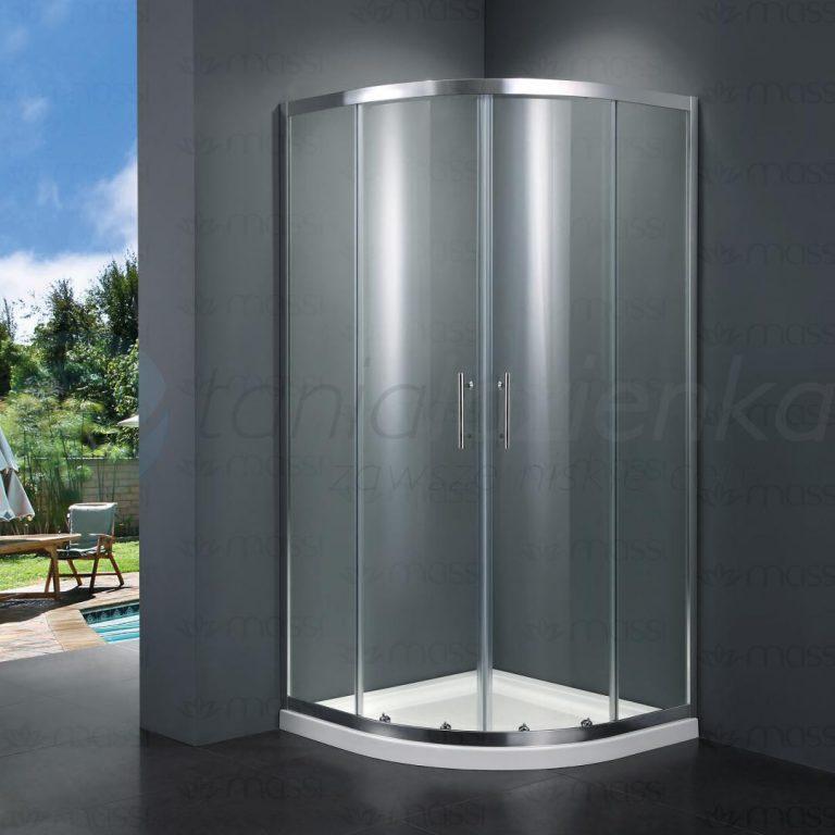 Kabina prysznicowa, która zawsze lśni czystością? Tak, to możliwe!