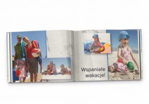Wakacyjna fotoksiążka – piękne wspomnienia radosnych chwil