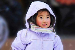 Odmrożenie policzków u dziecka: czym skutkuje w wieku dojrzałym