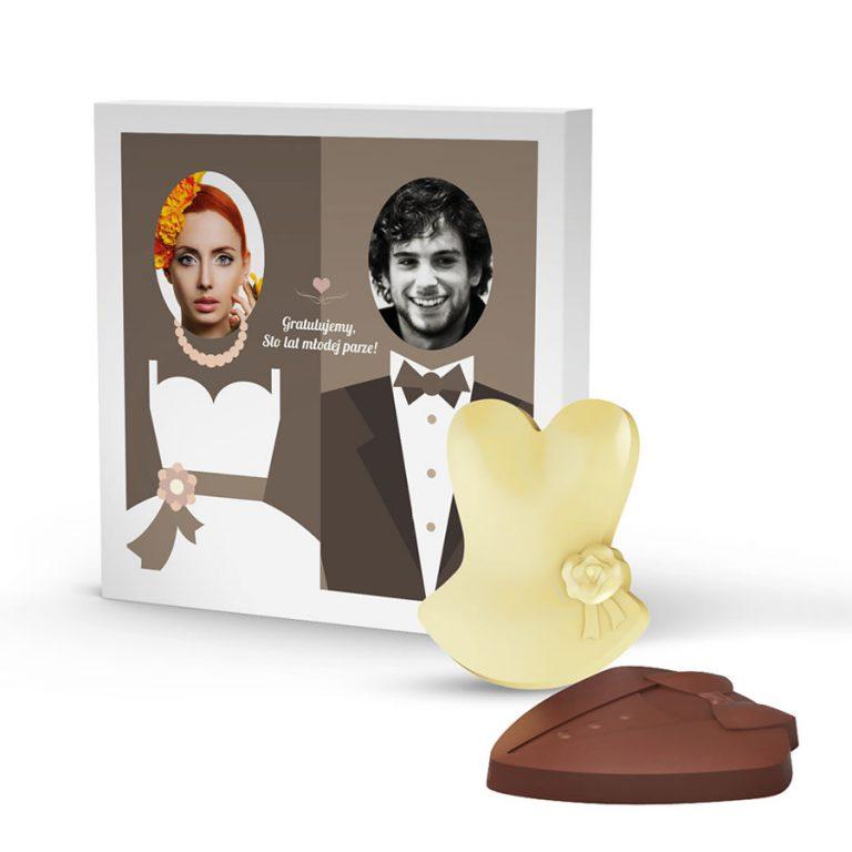 Unikatowe czekoladki na ślub – podaruj coś innego niż wszyscy!