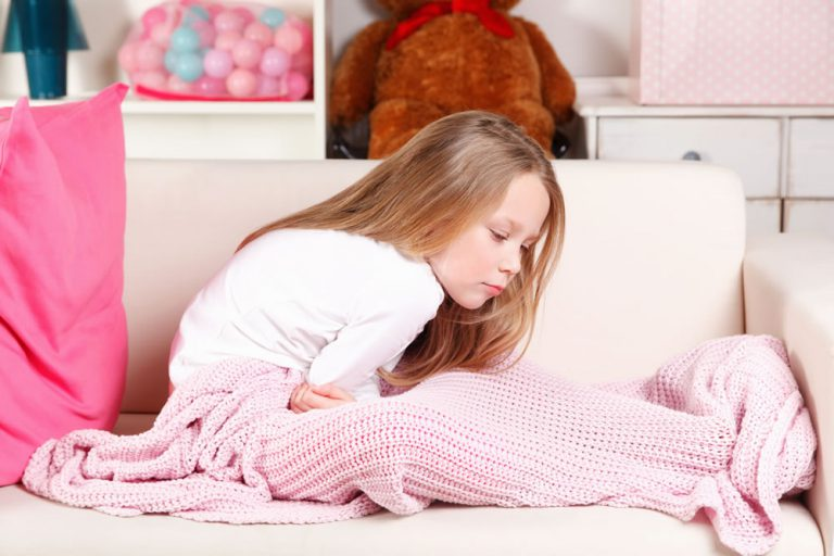 Objawy migreny brzusznej u dzieci