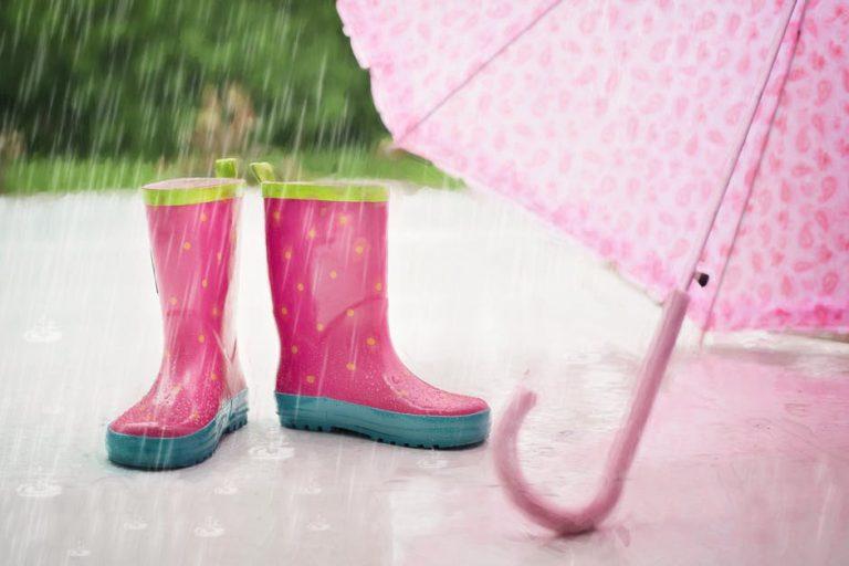Buty dla malucha na niepogodę, czyli kupujemy kalosze dziecięce