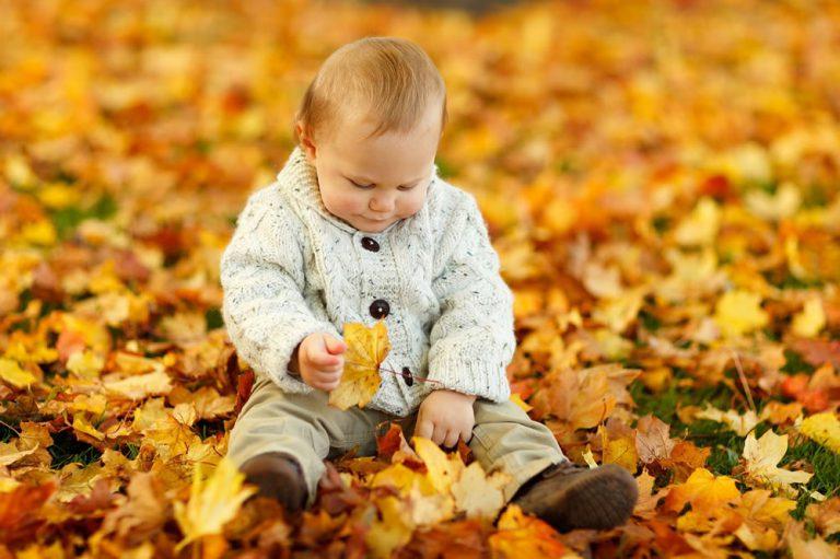 Jaką odzież dla dziecka wybrać na jesień?