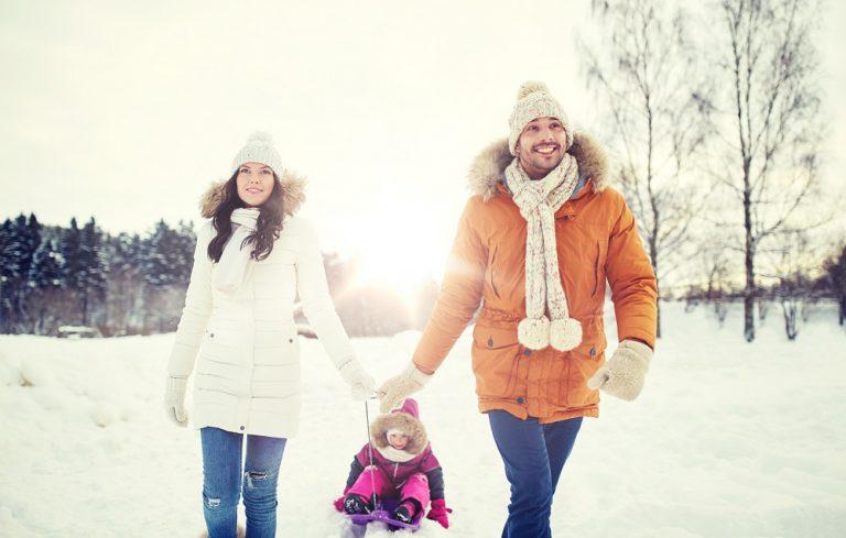 Opatul rodzinę na zimę