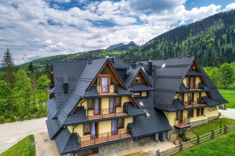 5 powodów, dla których warto spędzić rodzinne wakacje w górach