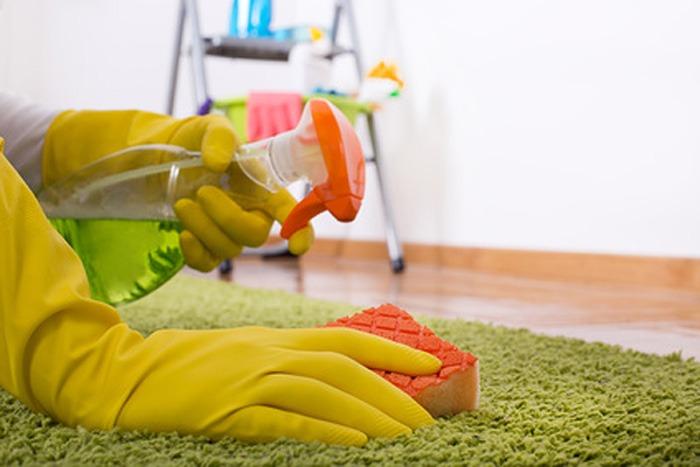 Jak prać dywany?