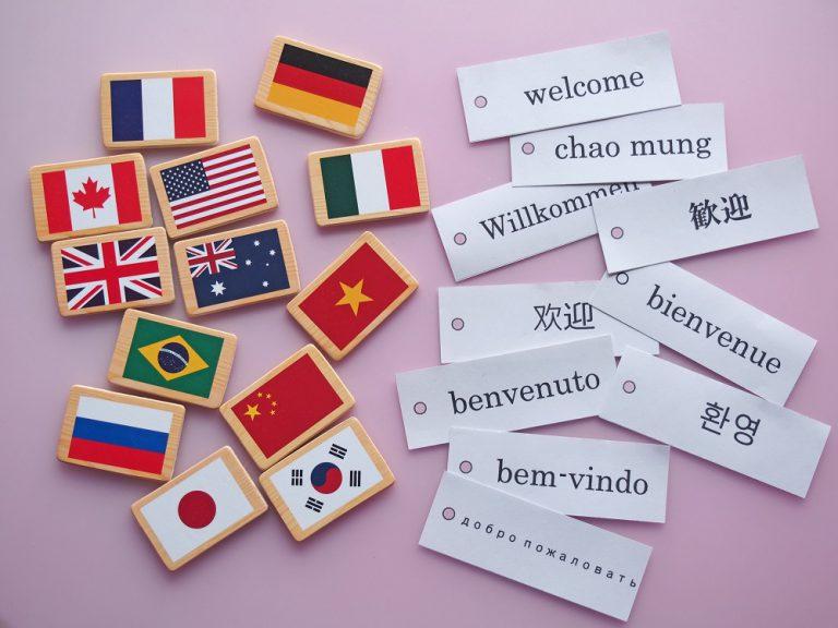 Pomoc przy pracy i nauce: native speaker online
