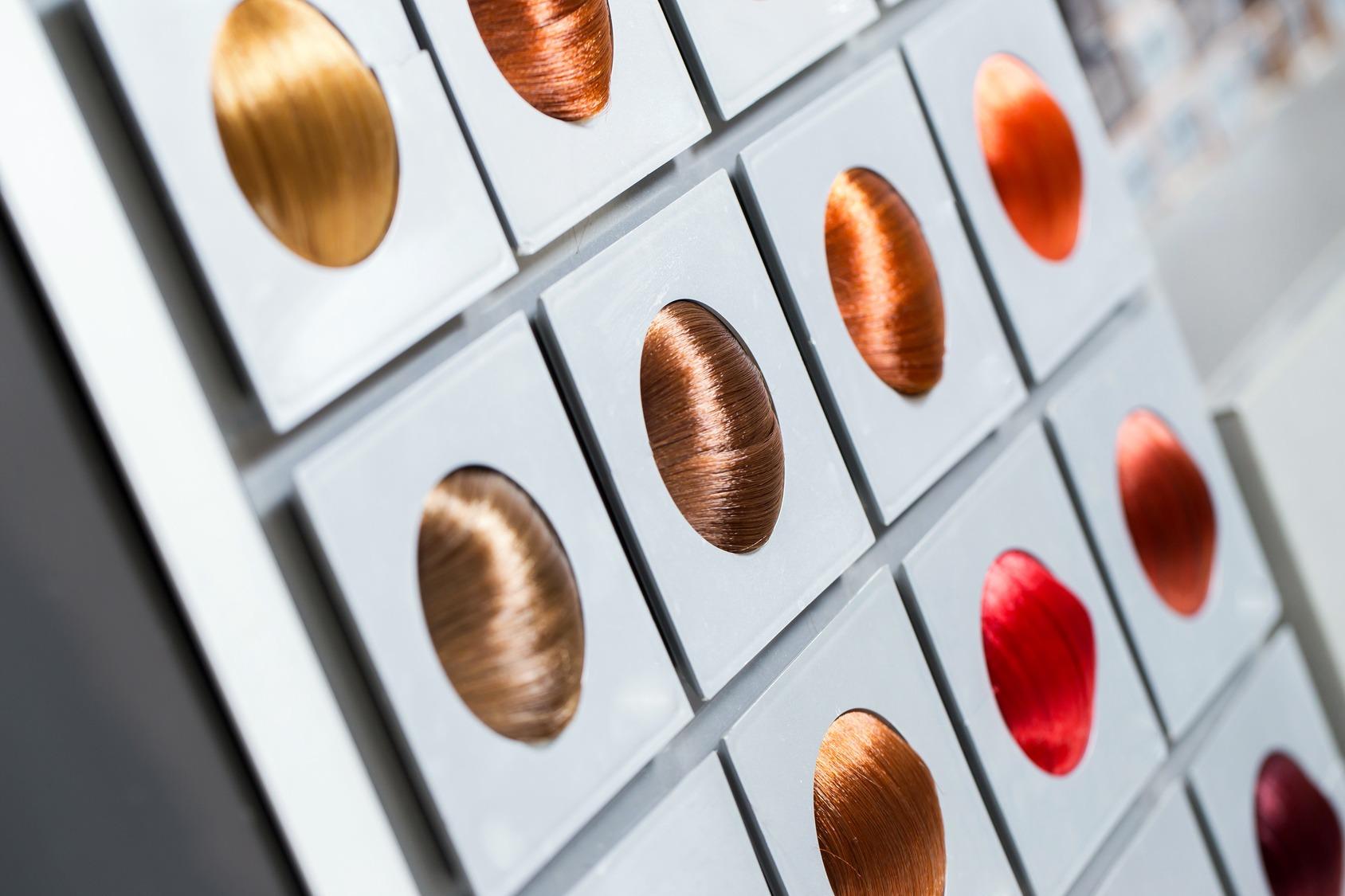 Farba do włosów – brąz jasny