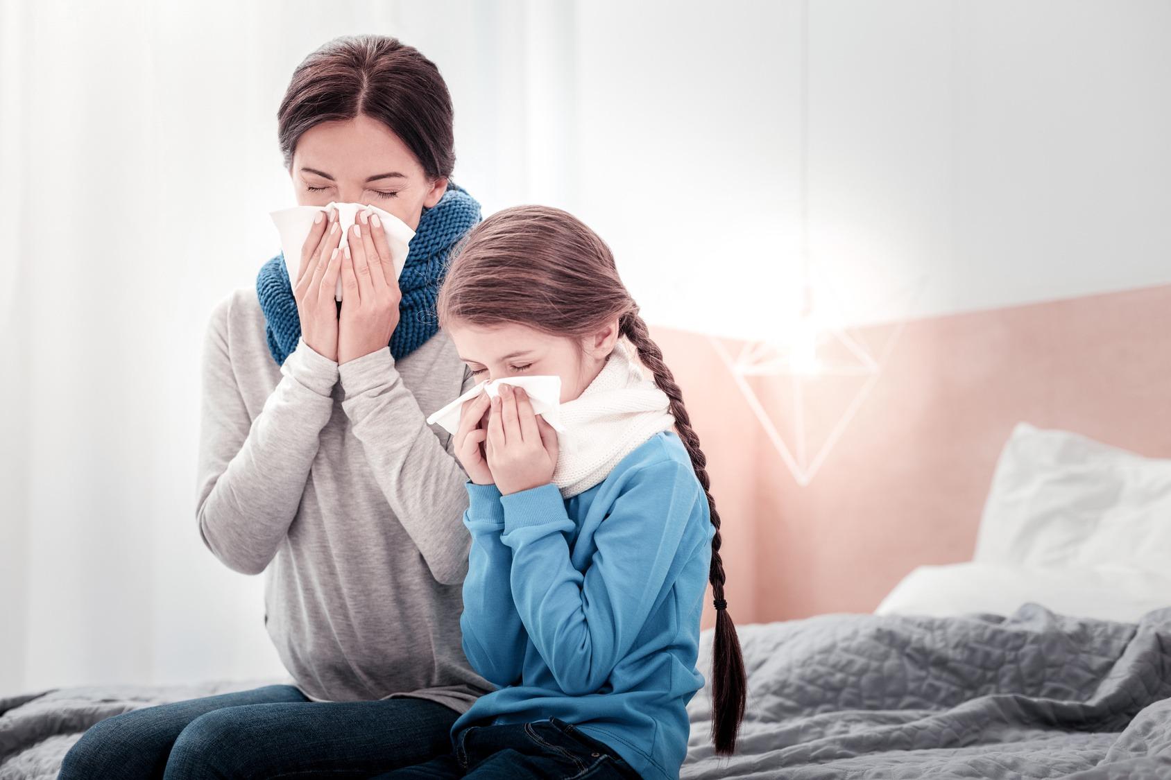 Naukowe sposoby na unikanie sezonowych infekcji