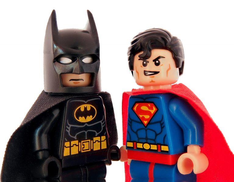 Lego Batman, Batman Movie, Super Heroes, czyli zabawki dla fanów superbohaterów