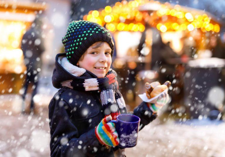 Pomysły na ferie zimowe z dziećmi
