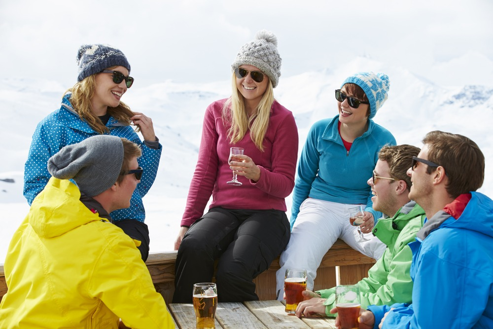 Ubezpieczenie na narty – w drodze i na stoku