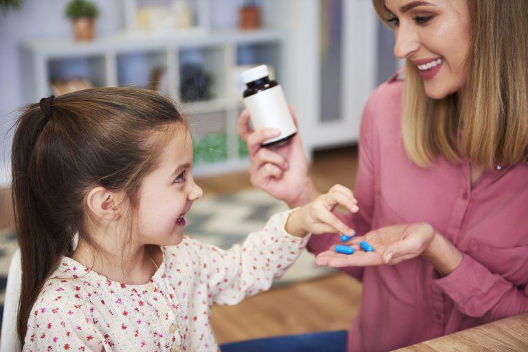 Czy dobre bakterie wpływają na rozwój dziecka?