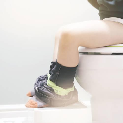 Biegunka u dziecka – jak sobie z nią radzić?