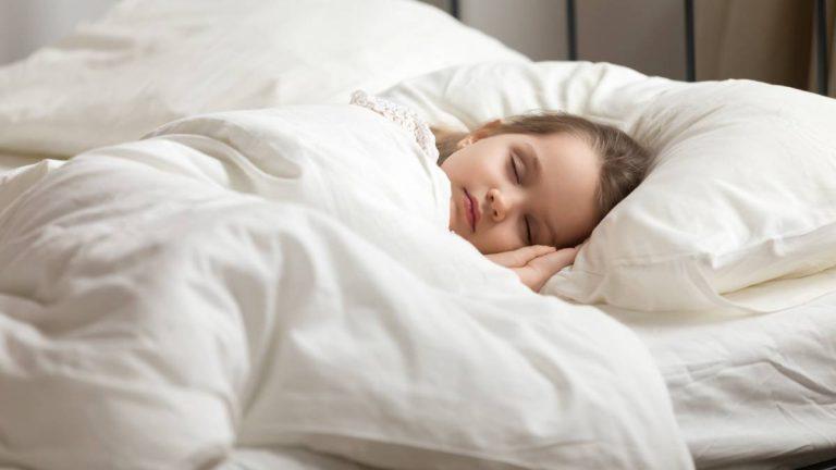 Materac do łóżka dziecięcego