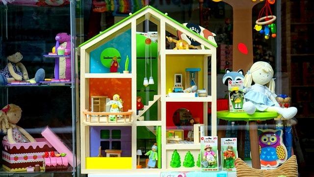 Wymarzony domek dla lalek
