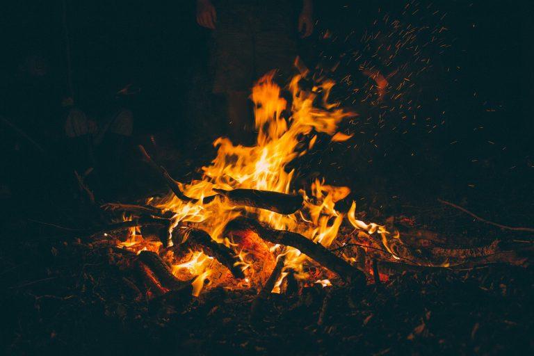Dźwięki relaksacyjne – Ognisko