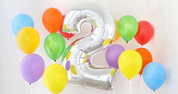 Balony urodzinowe w kształcie cyfr – doskonały pomysł dekoracji urodzinowej!
