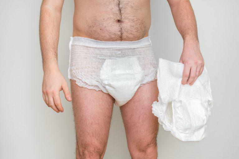 Pampersy dla dorosłych: przegląd produktów chłonnych dla mężczyzn