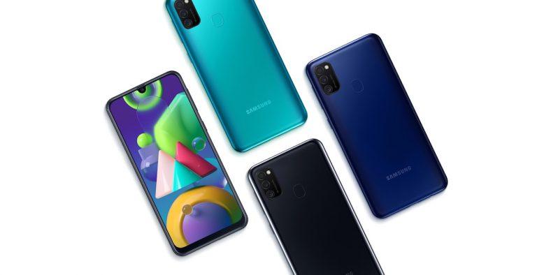 Samsung prezentuje Galaxy M21