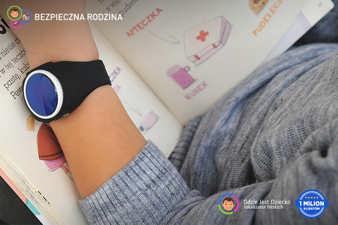 Nowoczesne zegarki z GPS dla dzieci, czyli ochrona bliskich z Bezpieczną Rodziną
