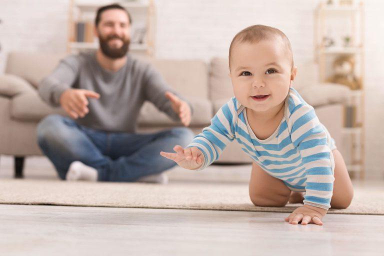 Jak przygotować dom na raczkowanie dziecka?