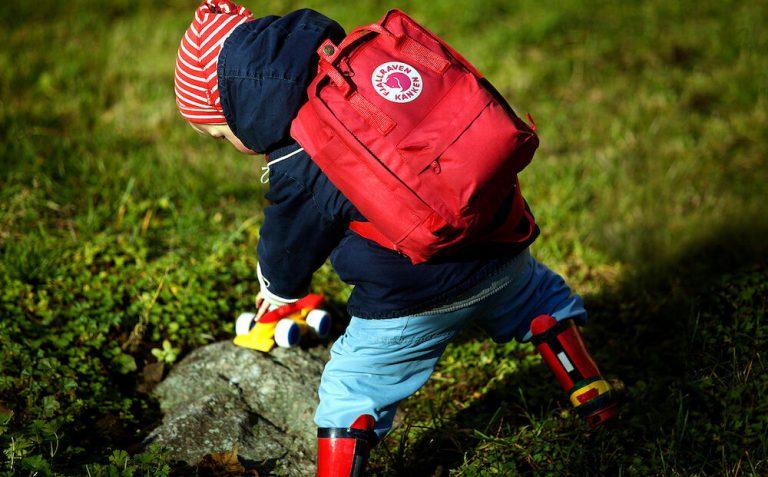 10 wskazówek jak wędrować po górach z dziećmi?