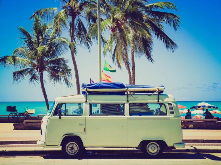 Wypożyczalnia busów a krótkoterminowy najem na urlop