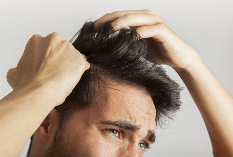 Sposób na siwe włosy bez koloryzacji? GR-7 Professional!