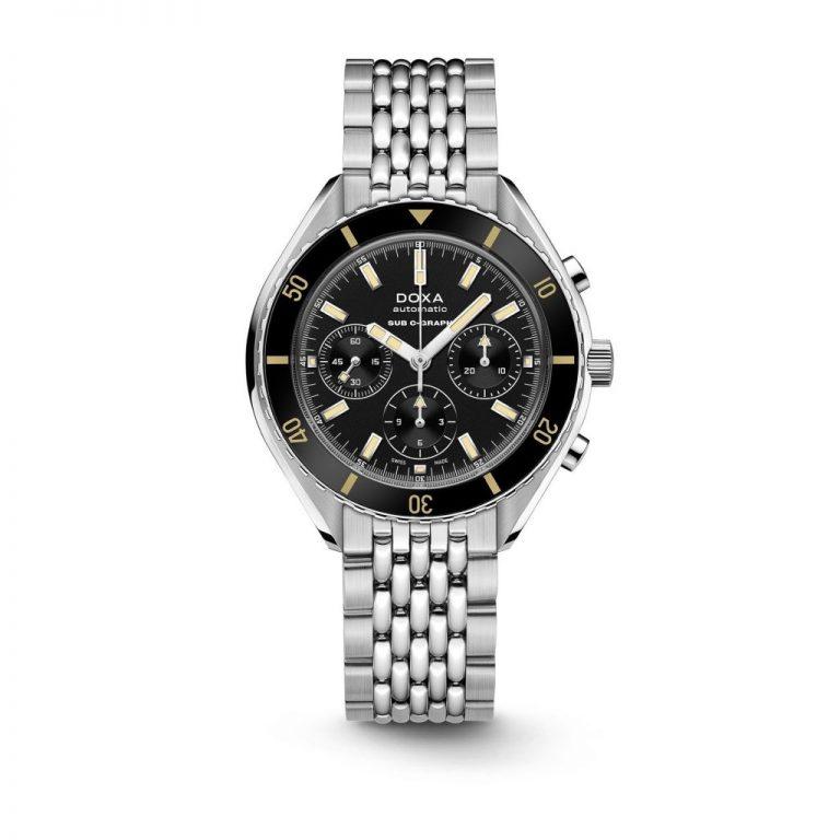 Doxa Sub 200 – dlaczego warto mieć taki zegarek?