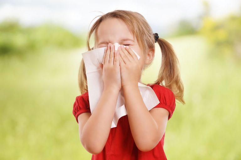 Przeziębienie u przedszkolaka