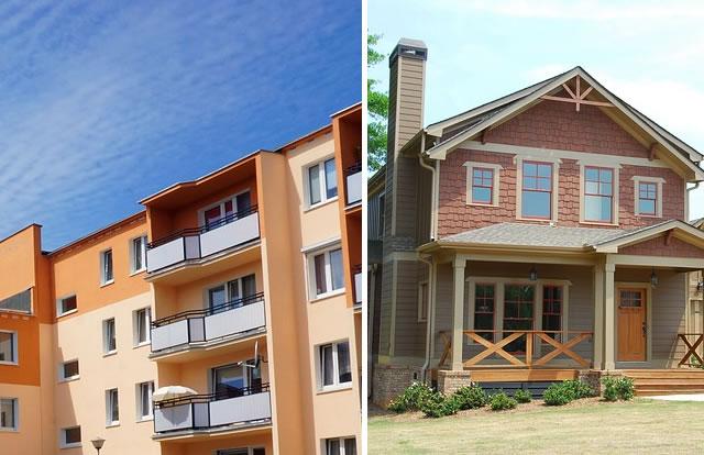 Dom za miastem czy mieszkanie w granicach miasta – co lepsze dla rodziny?