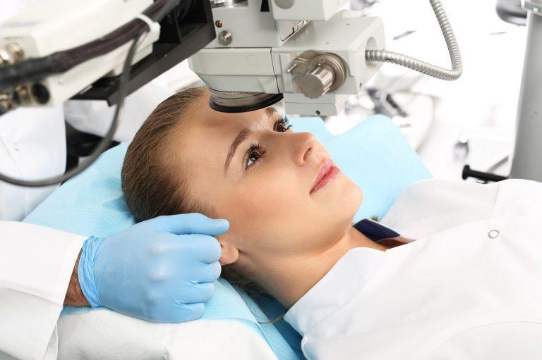 Wszystko o laserowej korekcji wzroku