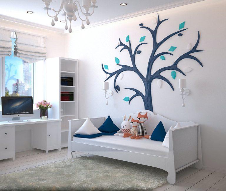 Jak zadbać o porządek w pokoju dziecka?