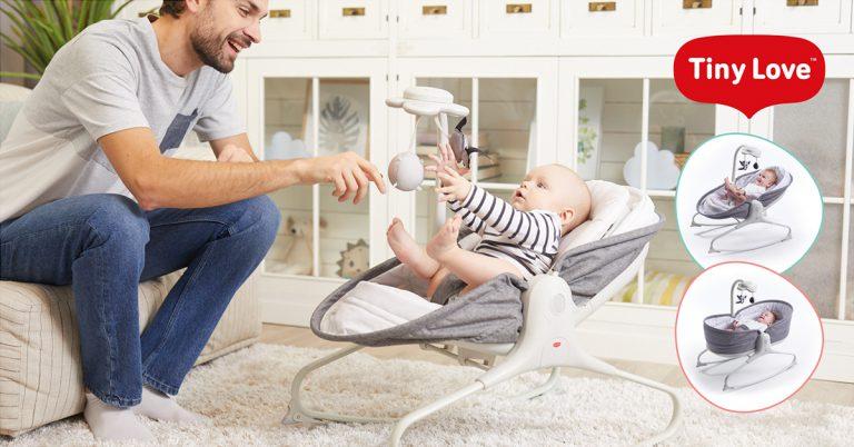 Najlepszy leżaczek dla dziecka