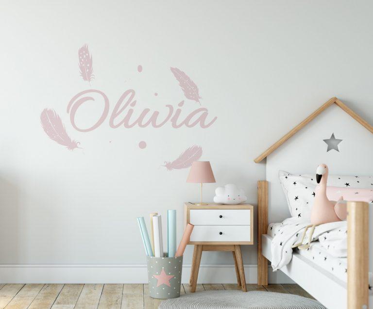 Oryginalny design w pokoju Twojego dziecka – zajrzyj do sklepu z naklejkami na ścianę.
